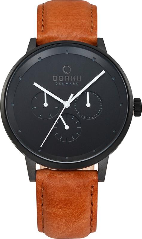 Мужские часы Obaku V208GMBBRZ