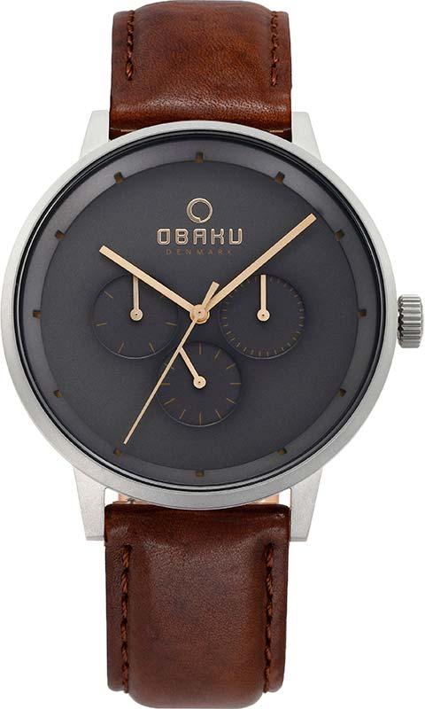Мужские часы Obaku V208GMCJRN