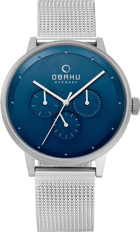 Мужские часы Obaku V208GMCLMC