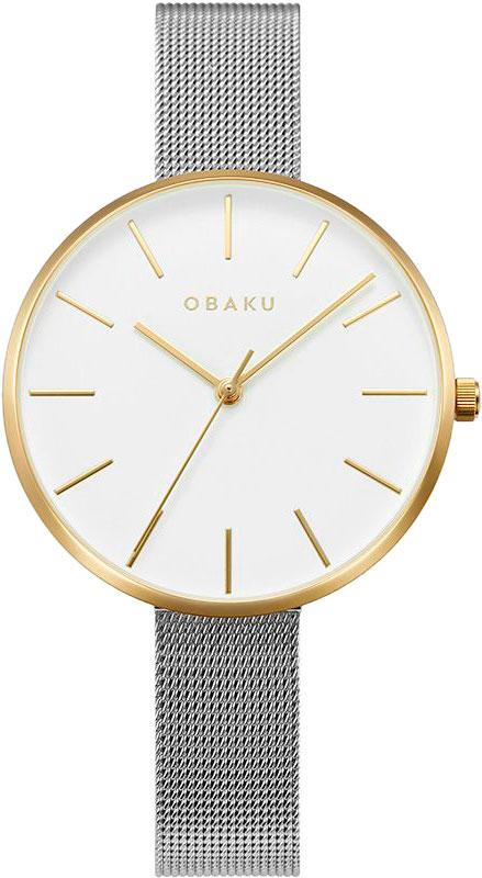 Женские часы Obaku V211LXGIMC