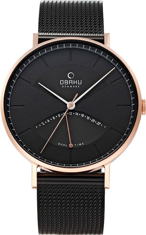 Мужские часы Obaku V213GUVBMB