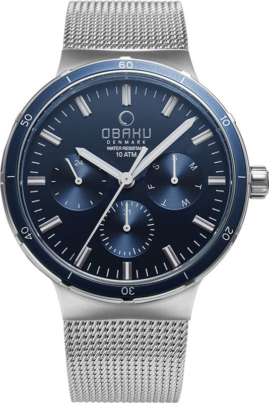 Мужские часы Obaku V220GMCLMC