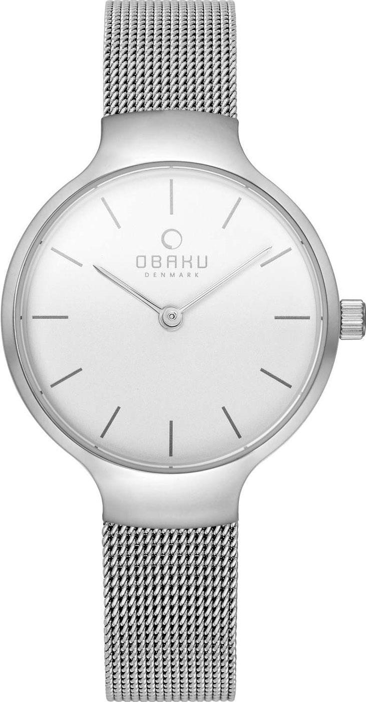 Женские часы Obaku V223LXCIMC