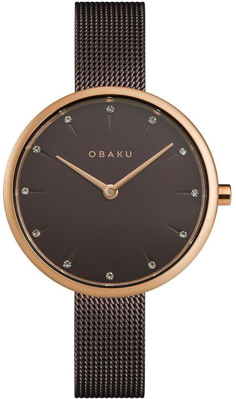 Женские часы Obaku V233LXVNMN