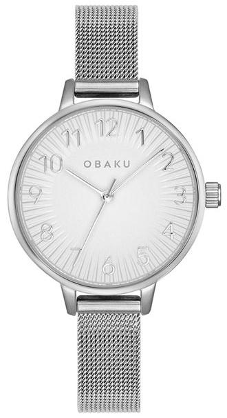Женские часы Obaku V237LXCIMC