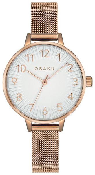 Женские часы Obaku V237LXVIMV