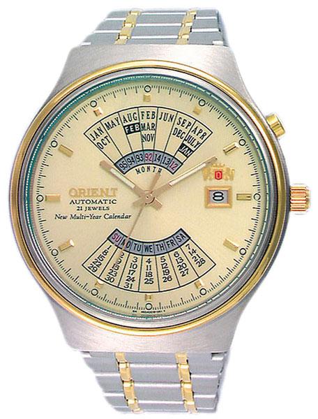 Мужские часы Orient EU00000C цена и фото