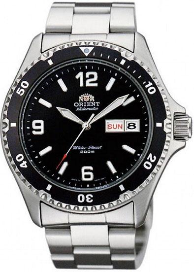 Фото «Японские механические наручные часы Orient AA02001B»