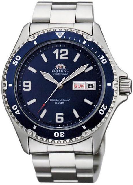 Фото «Японские механические наручные часы Orient AA02002D»