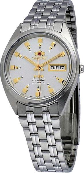 Мужские часы Orient AB0000BB Женские часы Qwill 6050.05.14.9.96A
