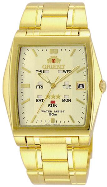 Мужские часы Orient PMAA001C Женские часы Romanson RL4261FLW(IV)