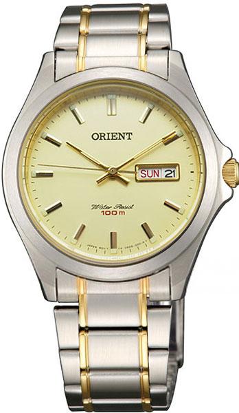 Мужские японские наручные часы в коллекции Sporty Orient