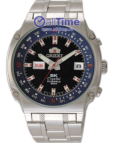 Мужские японские наручные часы в коллекции Exlusive Military Orient