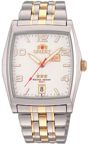 Мужские японские наручные часы в коллекции 3 Stars Combine Orient
