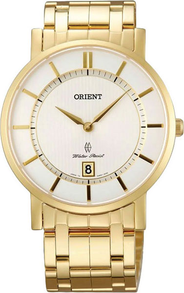 Японские мужские часы в коллекции Standard/Classic Мужские часы Orient GW01001W фото