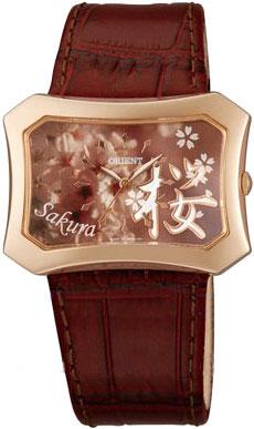 Фото - Женские часы Orient UBSQ003Z-ucenka женские часы orient qcbg004w ucenka