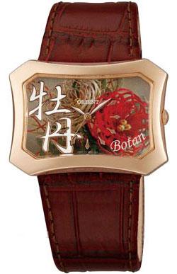 Купить Наручные часы UBSQ005E  Женские японские наручные часы в коллекции Dressy Orient
