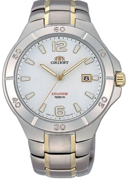 Мужские часы Orient UN81002W цена