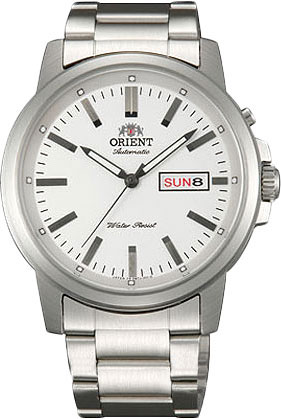 Японские мужские часы в коллекции Standard/Classic Мужские часы Orient EM7J005W фото