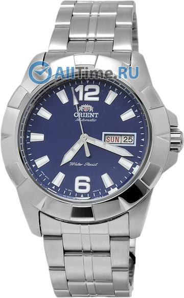 Мужские часы Orient EM7L004D телефоны с большими цифрами интернет магазин