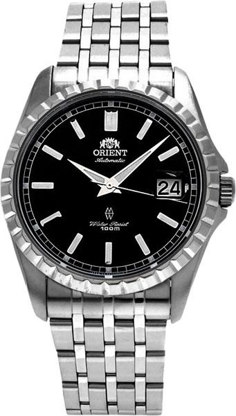 Купить Наручные часы ER20002B  Мужские японские наручные часы в коллекции Automatic Orient