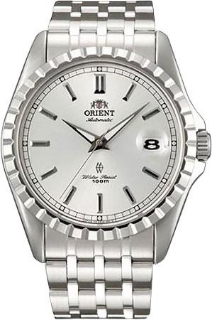 Мужские часы Orient UY05001W Женские часы Claude Bernard 10231-3NIN