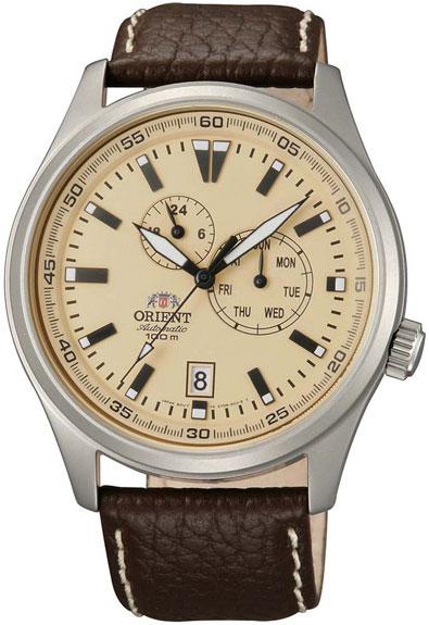 Мужские японские механические наручные часы Orient ET0N003Y