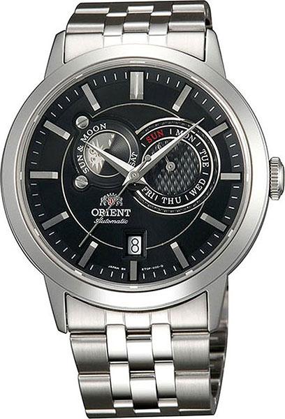 Мужские японские механические наручные часы Orient ET0P002B