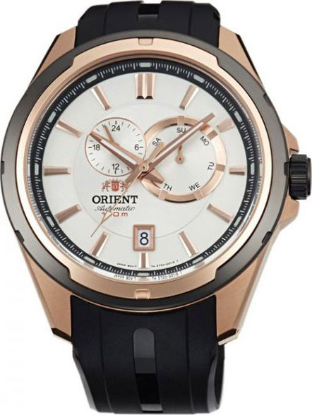 Мужские часы Orient ET0V002W напильник truper т 15240