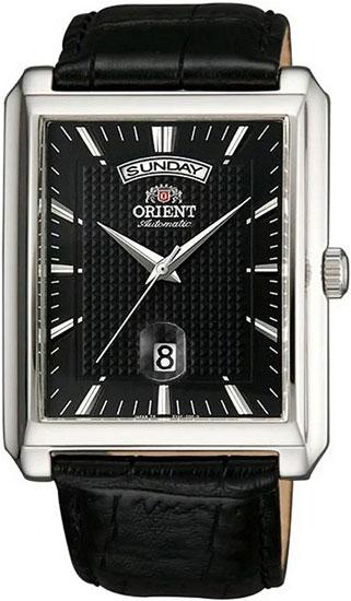 Мужские часы Orient EVAF004B часы с увеличительным окном под календарь