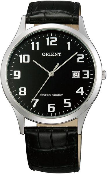 цена Мужские часы Orient UNA1004B онлайн в 2017 году