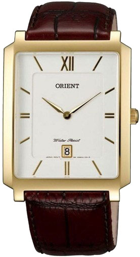Купить Наручные часы GWAA003W  Мужские японские наручные часы в коллекции Dressy Orient