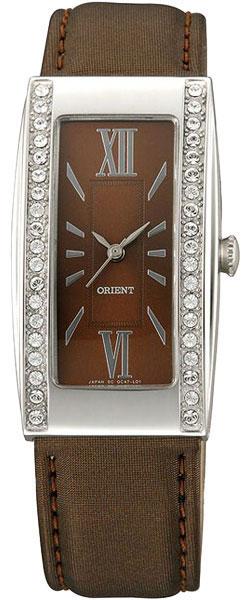 цена Женские часы Orient QCAT003T онлайн в 2017 году
