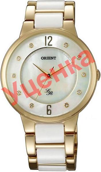 Фото - Женские часы Orient QC0J004W-ucenka женские часы orient qcbg004w ucenka