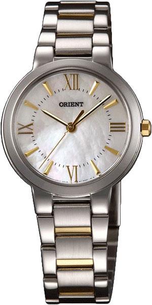 цена Женские часы Orient QC0N003W онлайн в 2017 году