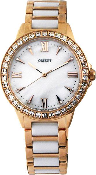 Женские часы Orient QC11001W женские сапоги ecco 234533 11001