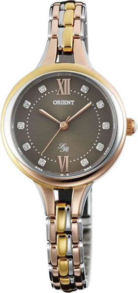 Женские часы Orient QC15002K orient часы orient qc15002k коллекция ювелирная коллекция