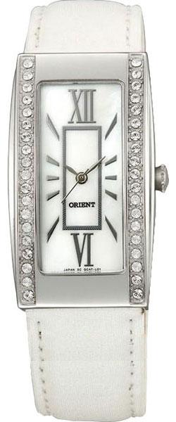 цена Женские часы Orient QCAT004W онлайн в 2017 году