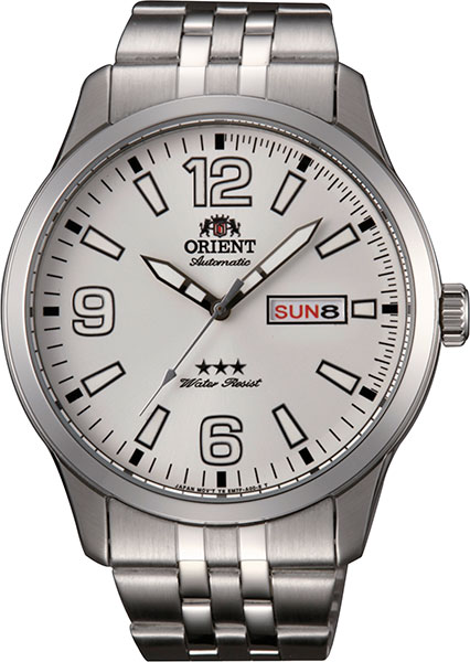 Мужские часы Orient RA-AB0008S1 мужские часы orient ra ab0018g1