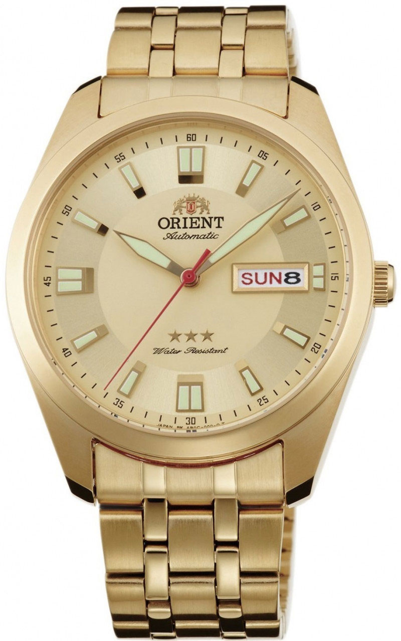 цена Мужские часы Orient RA-AB0016G1 онлайн в 2017 году