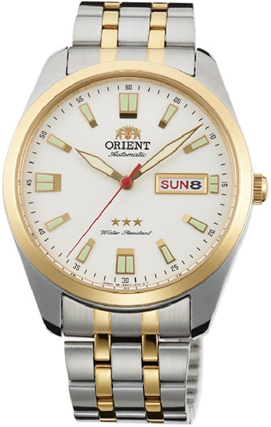 Мужские часы Orient RA-AB0028S1 мужские часы orient uy07002t