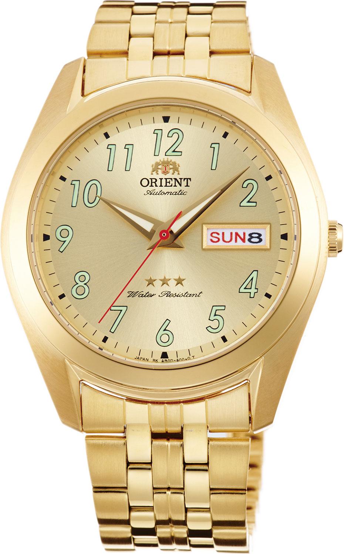 цена Мужские часы Orient RA-AB0036G1 онлайн в 2017 году