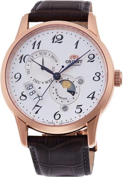 Мужские часы Orient RA-AK0001S1 мужские часы orient ra kv0006y1
