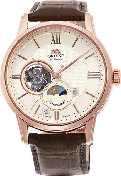 Мужские часы Orient RA-AS0003S1