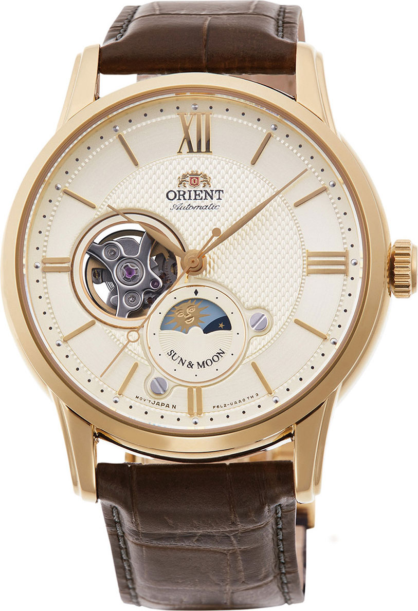 Мужские часы Orient RA-AS0004S1 мужские часы orient ra ab0007b1