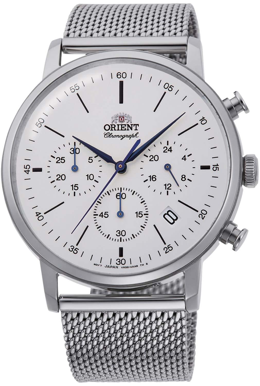 цена Мужские часы Orient RA-KV0402S1 онлайн в 2017 году