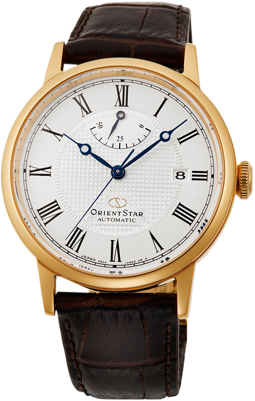 Мужские часы Orient RE-AU0001S0 цена и фото