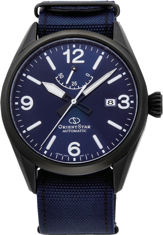 Мужские часы Orient RE-AU0207L0 мужские часы orient re au0003l0