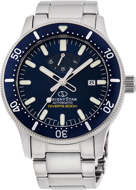 Мужские часы Orient RE-AU0302L0 цена и фото