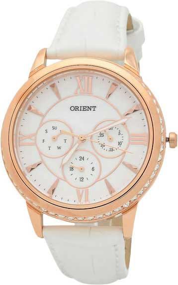 Фото - Женские часы Orient SW03002W-ucenka женские часы orient qcbg004w ucenka